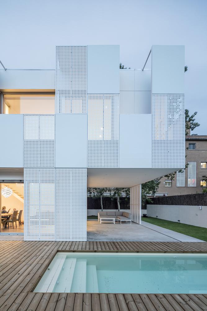 Nhà đẹp nước ngoài - Castelldefels House - 11