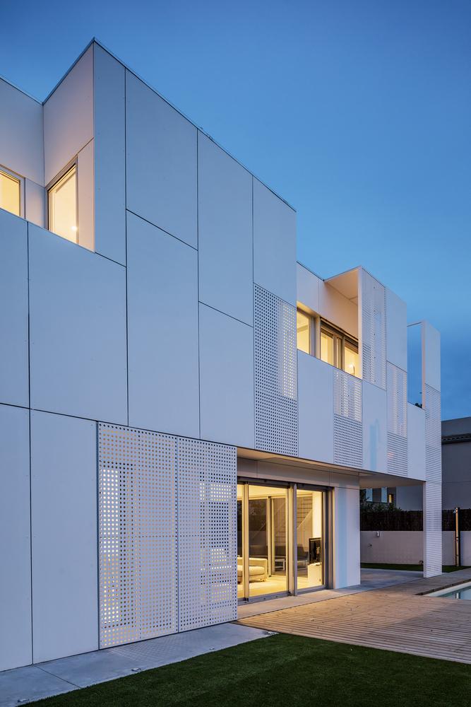 Nhà đẹp nước ngoài - Castelldefels House - 12