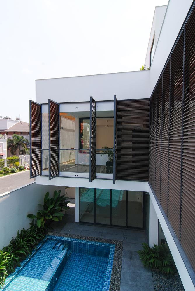 Nhà đẹp Sài Gòn - Biệt thự eden villa - 11