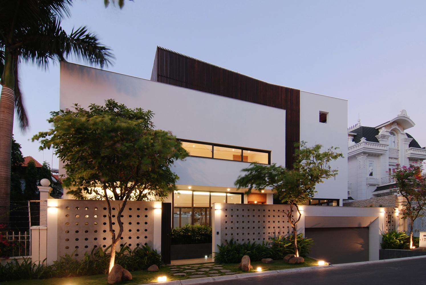 Nhà đẹp Sài Gòn - Biệt thự eden villa - 22