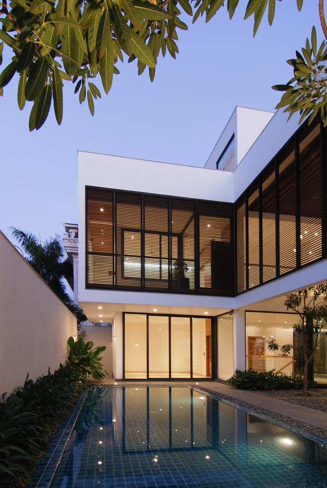 Nhà đẹp Sài Gòn - Biệt thự eden villa - 23