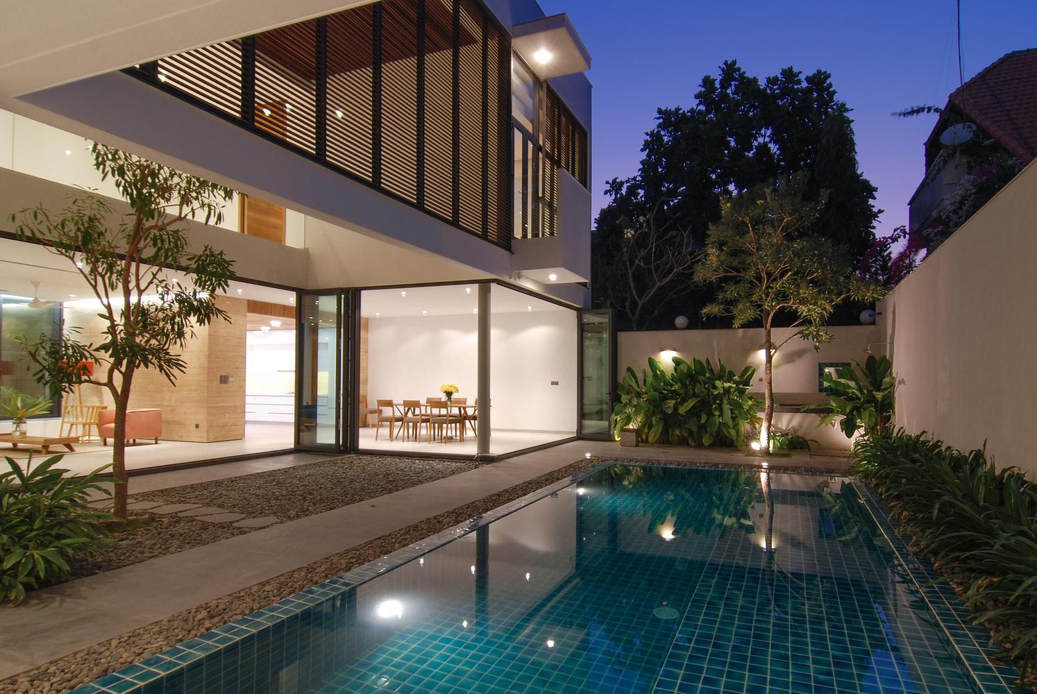 Nhà đẹp Sài Gòn - Biệt thự eden villa - 24
