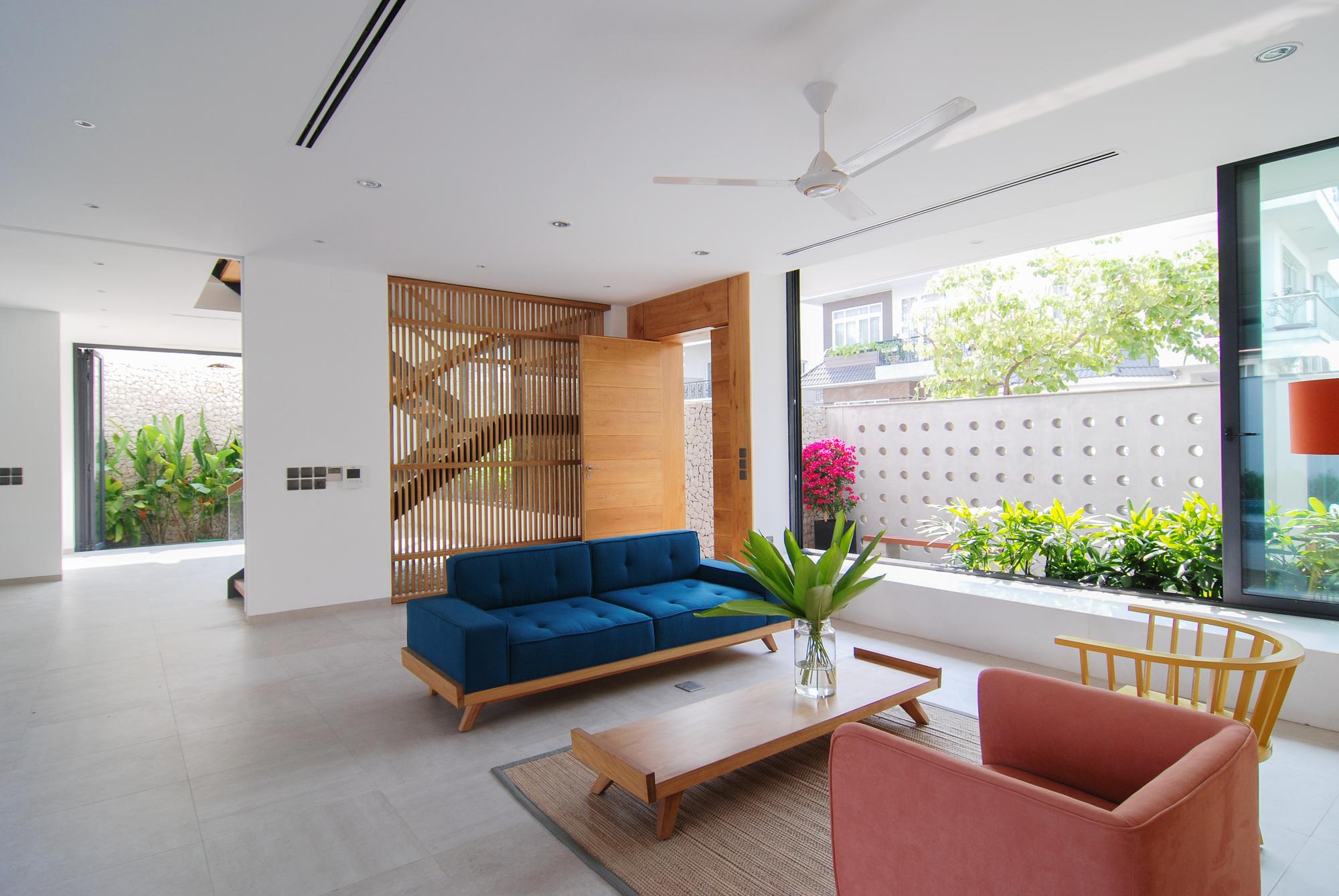 Nhà đẹp Sài Gòn - Biệt thự eden villa - 6