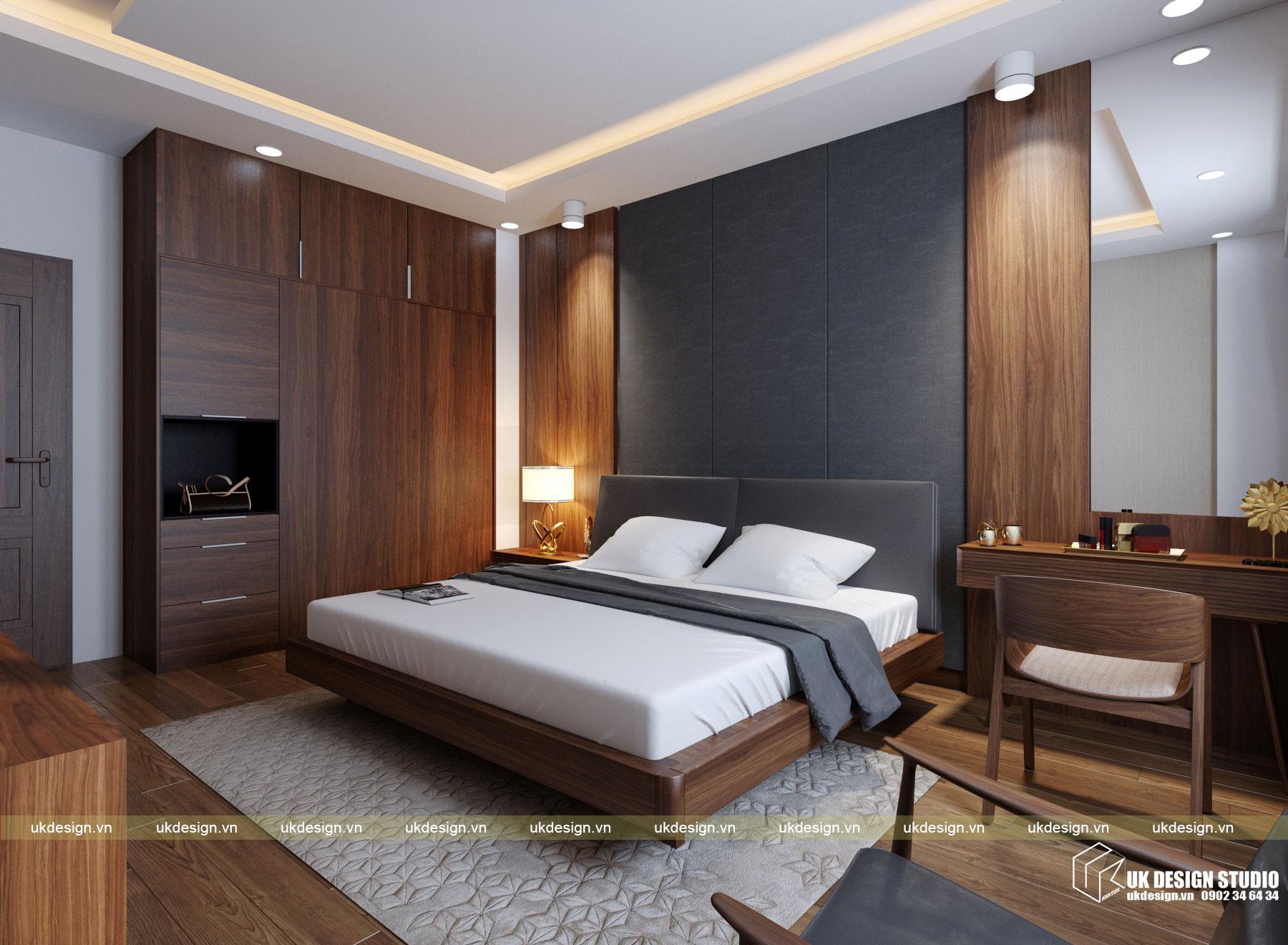 Thiết kế nội thất nhà phố 4m 15