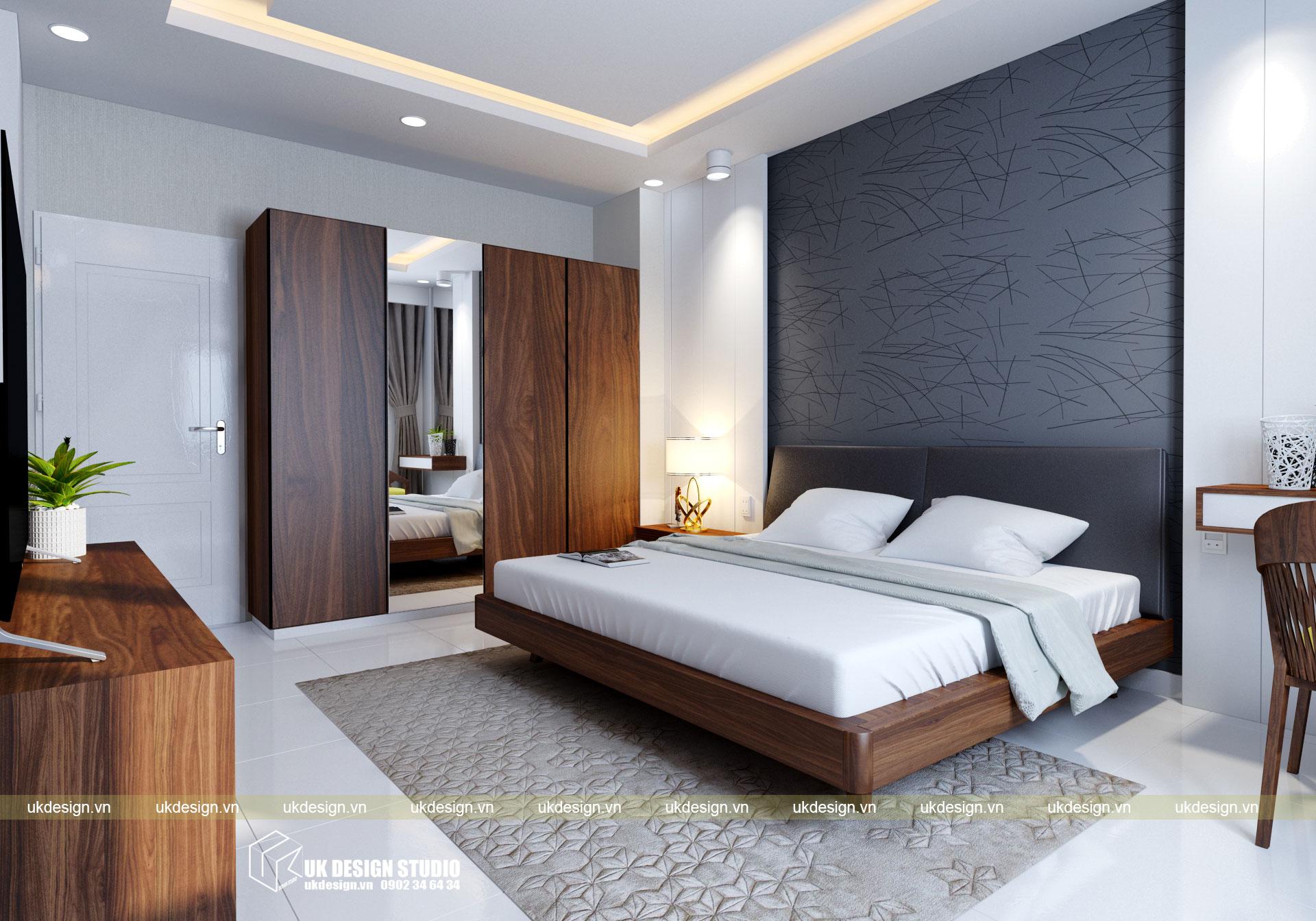 Thiết kế nội thất nhà phố 4m 17
