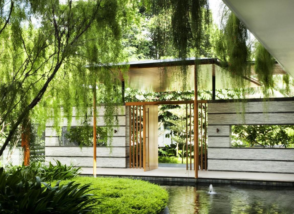 Nhà Đẹp Nước Ngoài - The Willow House - 2