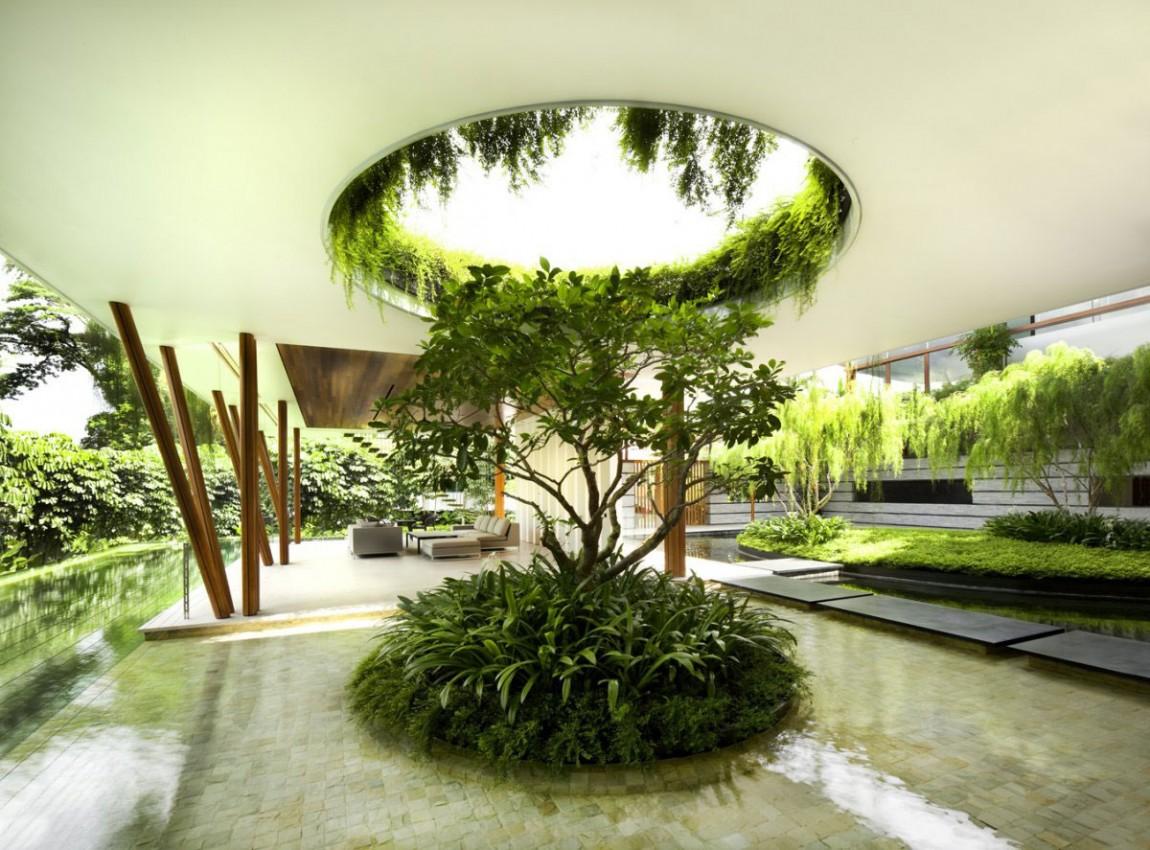 Nhà Đẹp Nước Ngoài - The Willow House - 9
