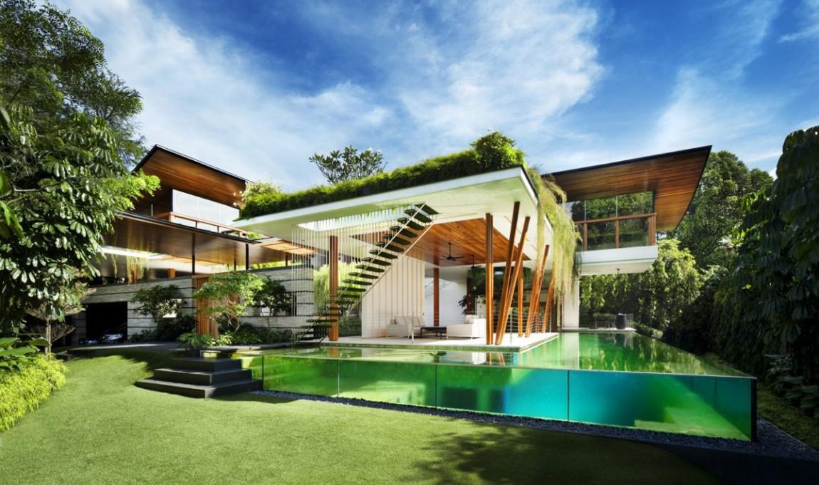 Nhà Đẹp Nước Ngoài - The Willow House - 11