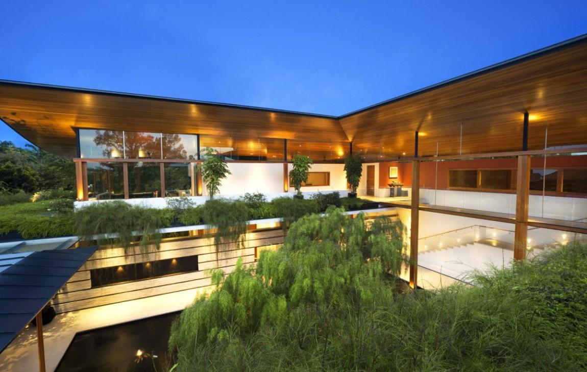 Nhà Đẹp Nước Ngoài - The Willow House - 15