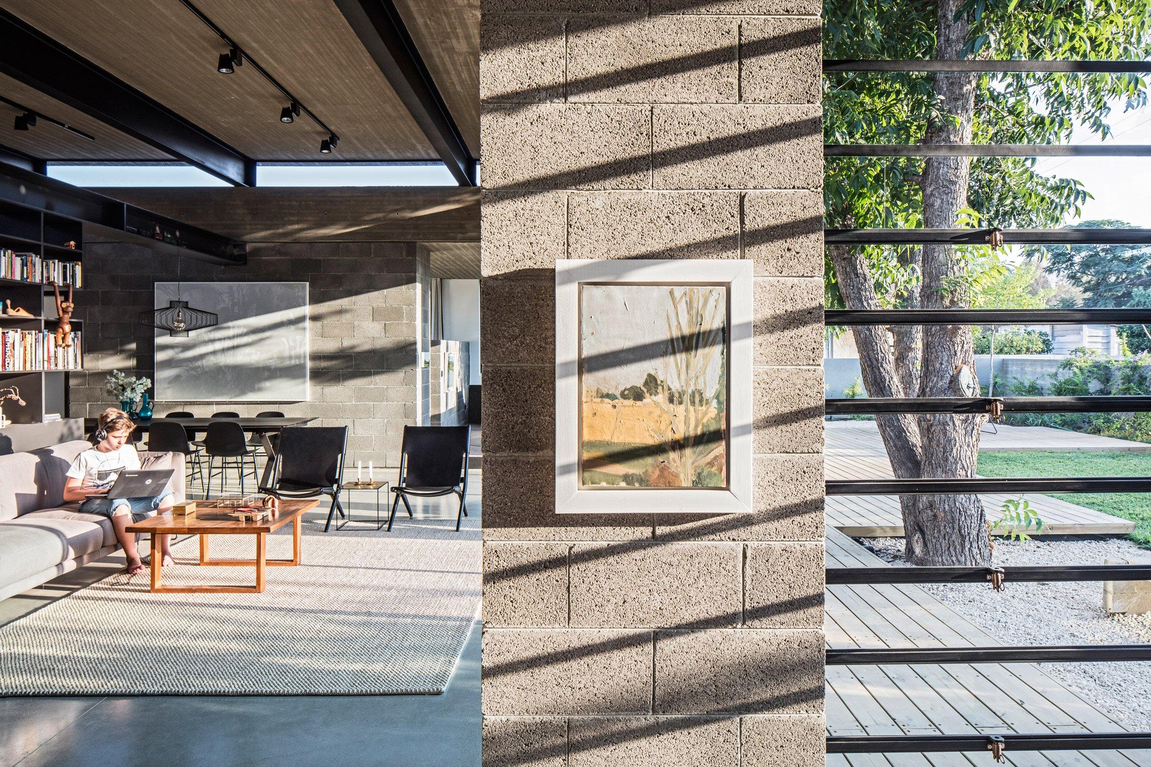 Nhà đẹp nước ngoài - bare house - 1