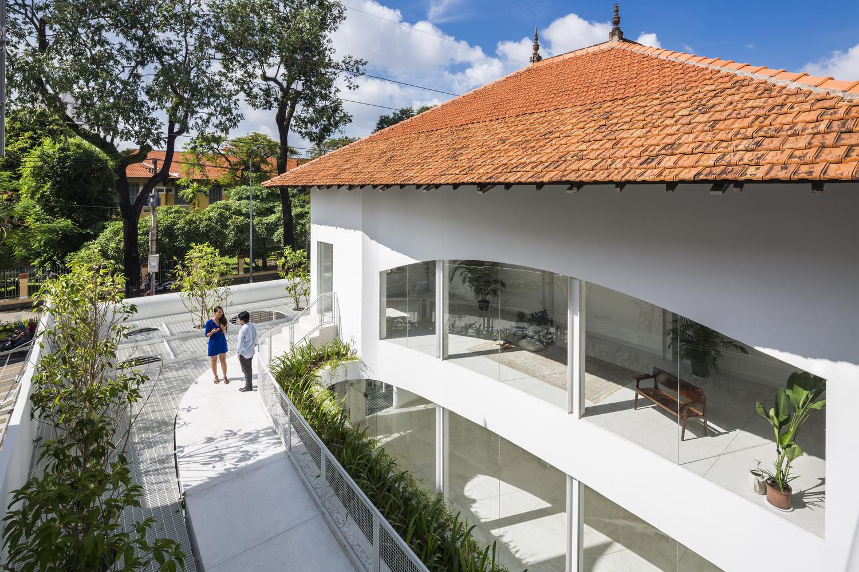 Nhà đẹp Sài Gòn - D House-9