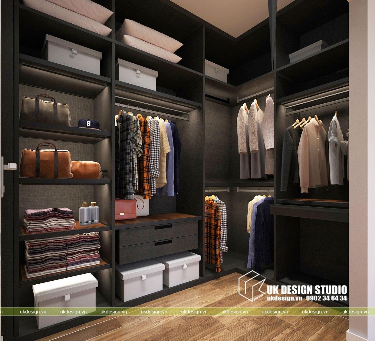 Thiết kế nội thất biệt thự hiện đại 10x20m