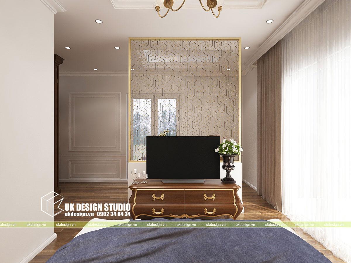 Thiết kế nội thất biệt thự cổ điển 13