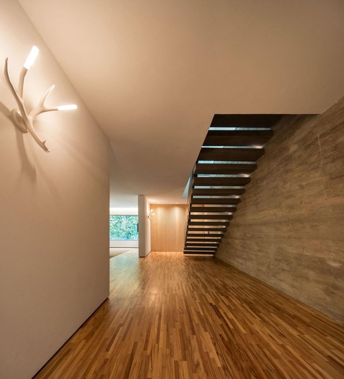 Nhà đẹp nước ngoài - jungle house 17