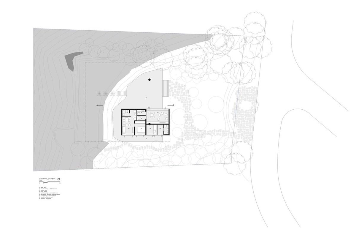 Nhà đẹp nước ngoài - jungle house 6