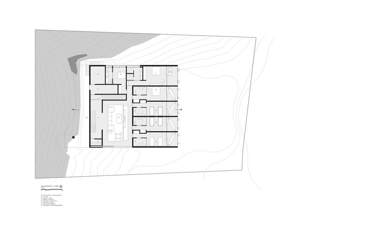 Nhà đẹp nước ngoài - jungle house 7