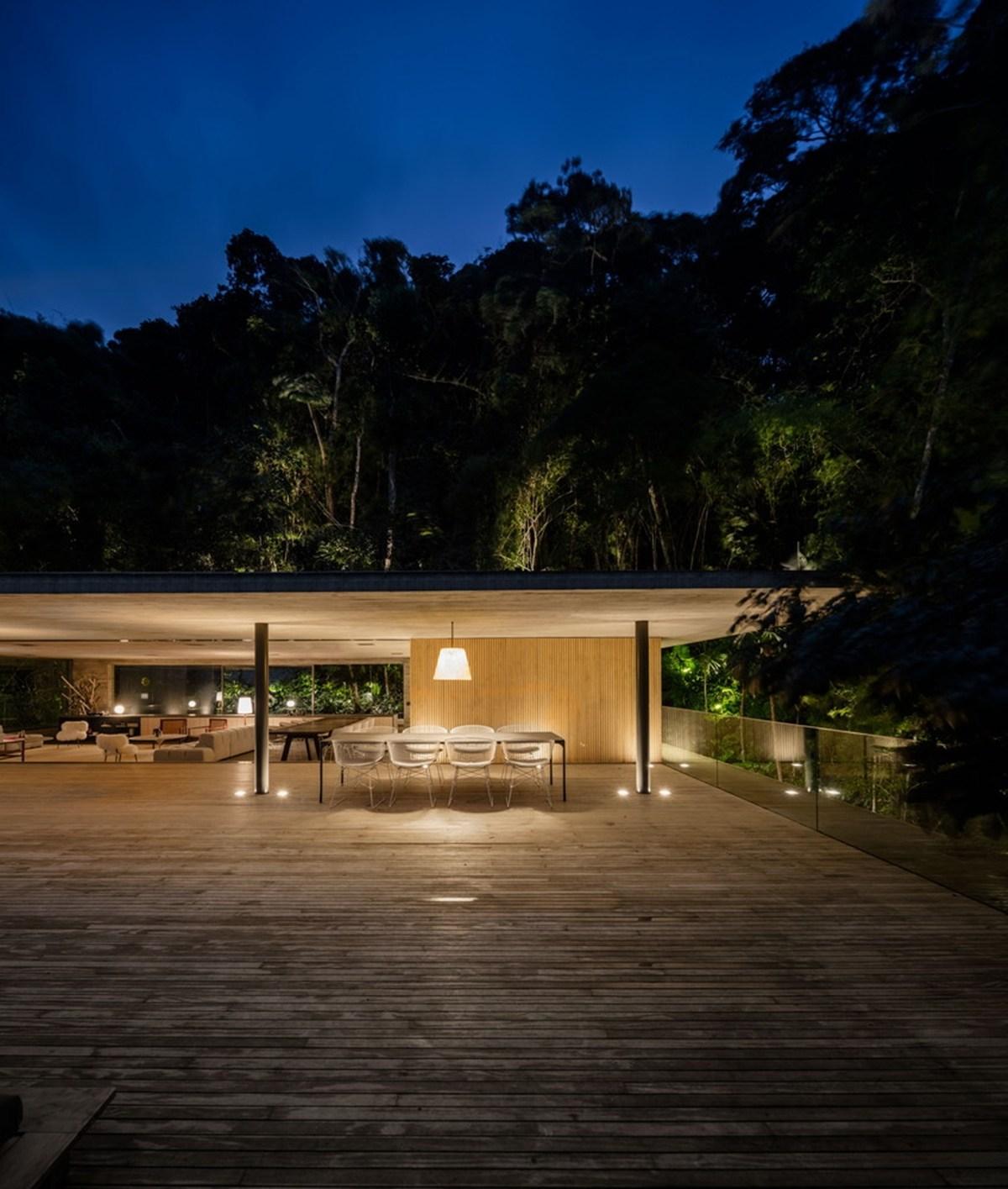 Nhà đẹp nước ngoài - jungle house 27