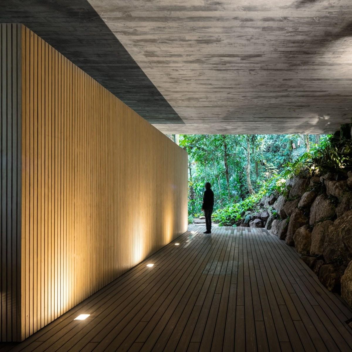 Nhà đẹp nước ngoài - jungle house 12