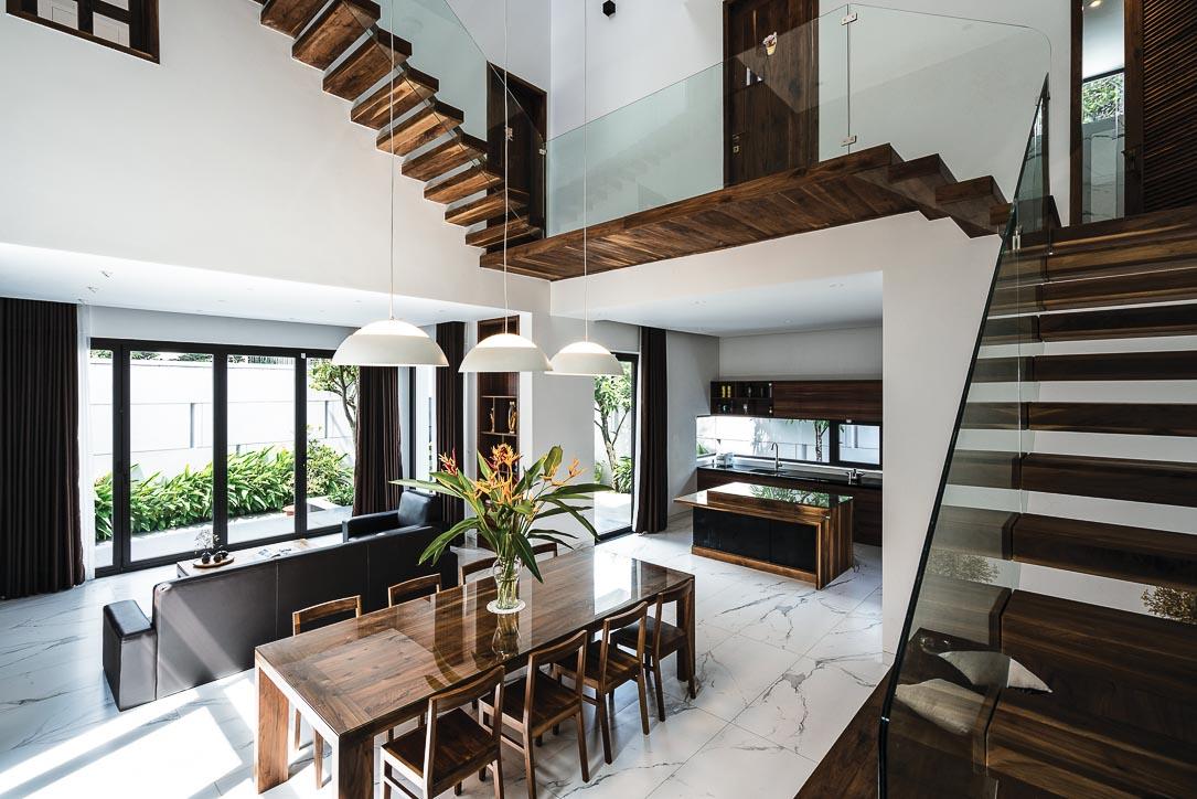 Nhà đẹp Sài Gòn - Hồ Chương House 9