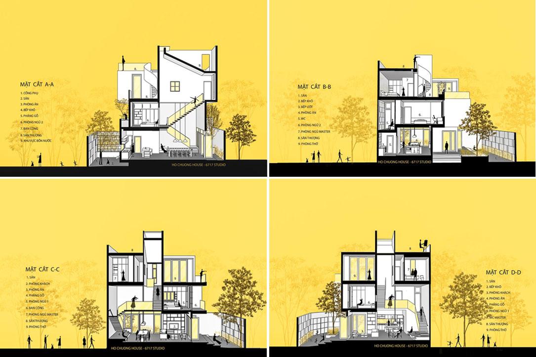 Nhà đẹp Sài Gòn - Hồ Chương House 20