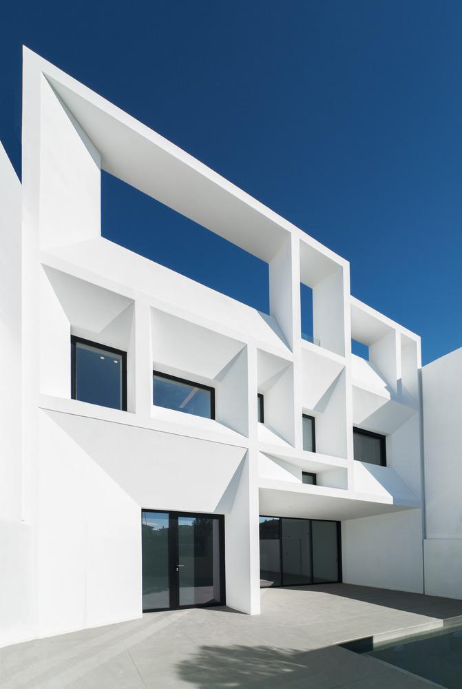 Nhà đẹp nước ngoài - Brise Soleil House 2