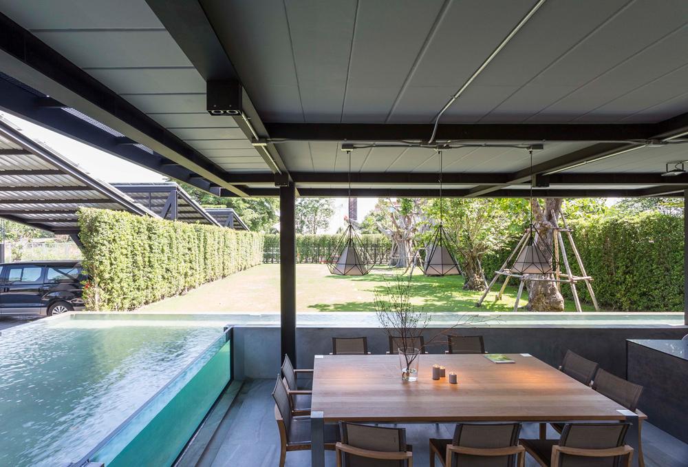 Nhà đẹp nước ngoài  - Steel House 14