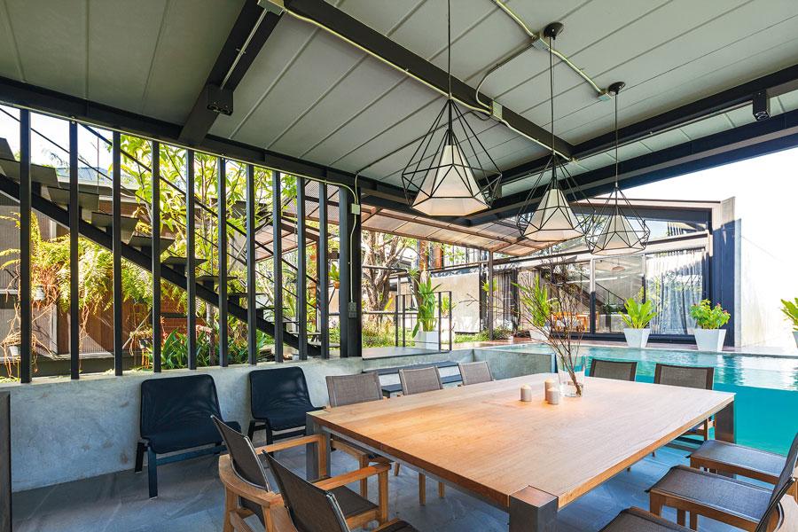 Nhà đẹp nước ngoài  - Steel House 15
