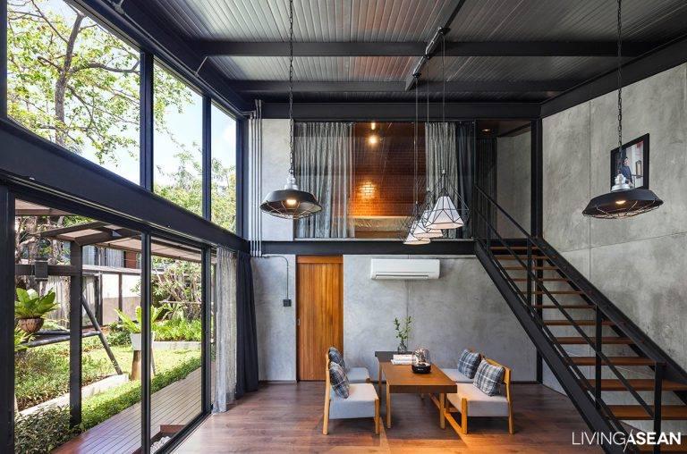 Nhà đẹp nước ngoài  - Steel House 17
