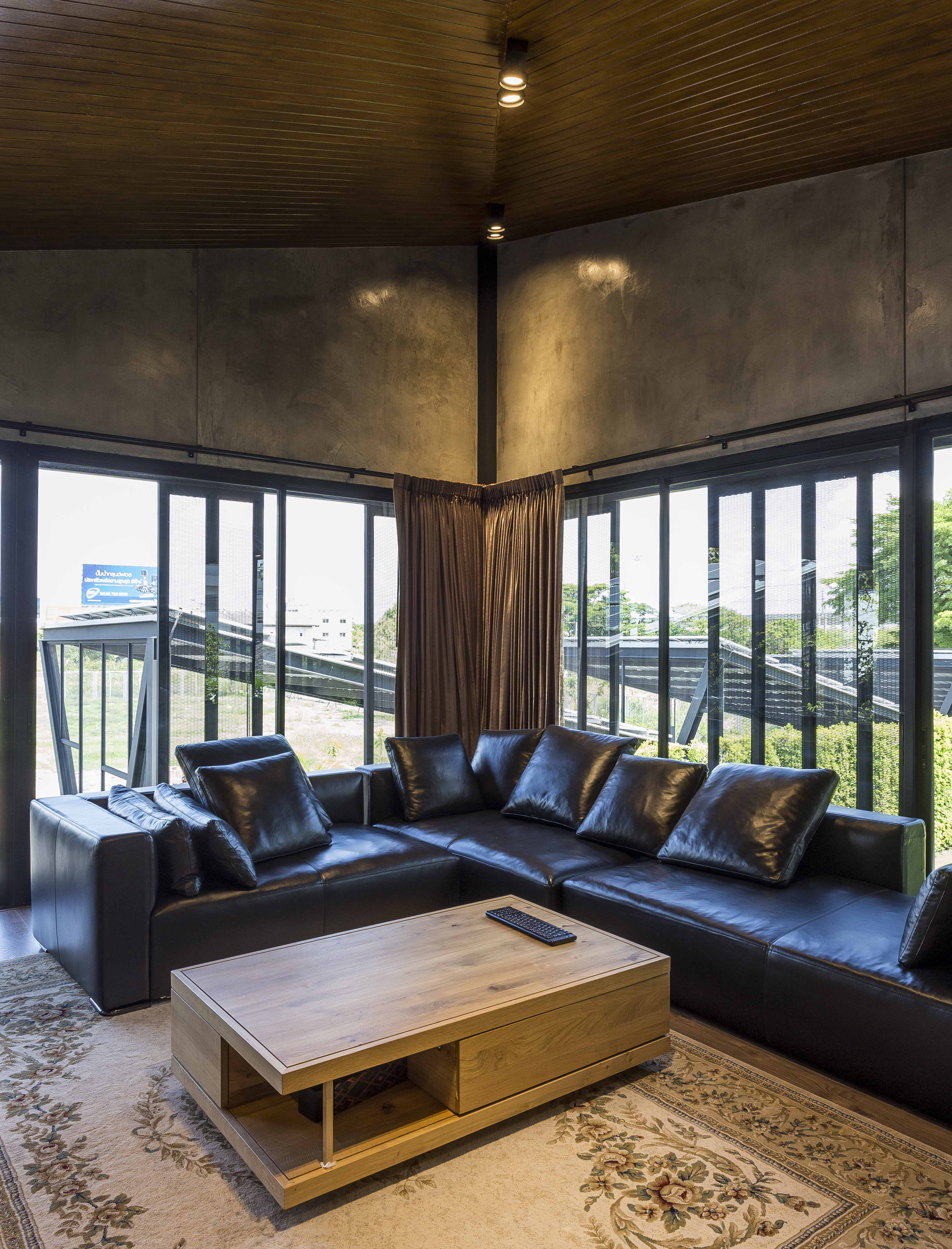 Nhà đẹp nước ngoài  - Steel House 20