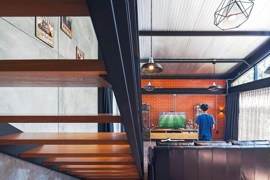 Nhà đẹp nước ngoài  - Steel House 21