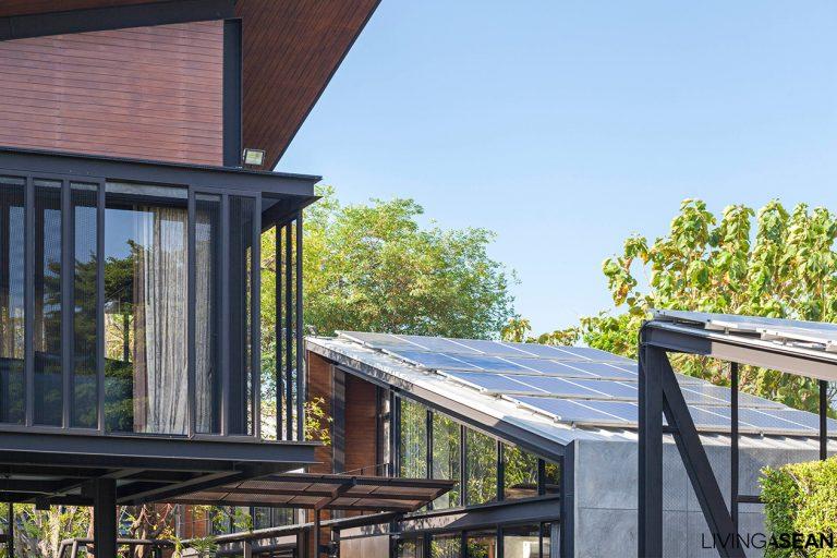 Nhà đẹp nước ngoài  - Steel House 35