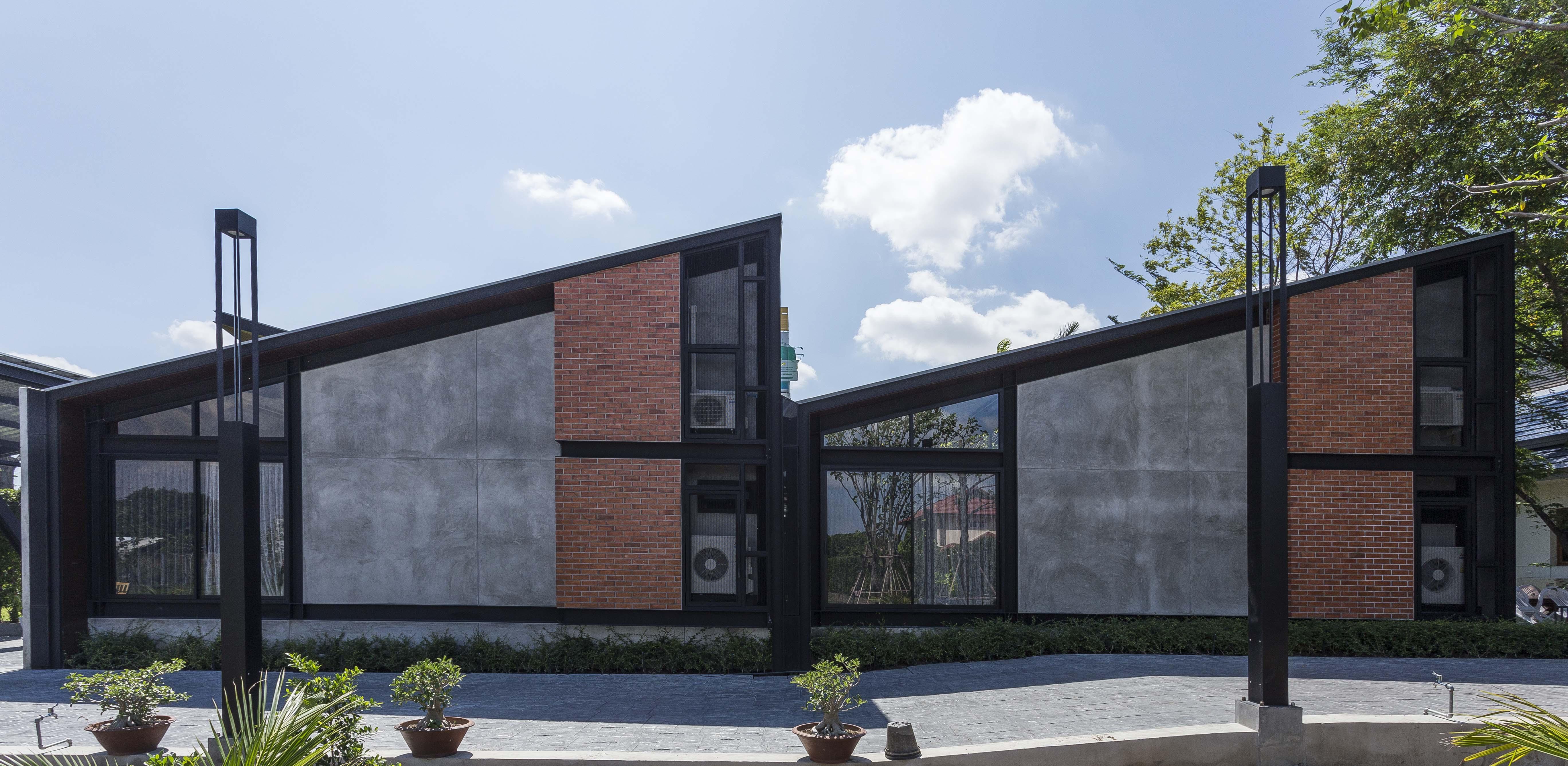 Nhà đẹp nước ngoài  - Steel House 33