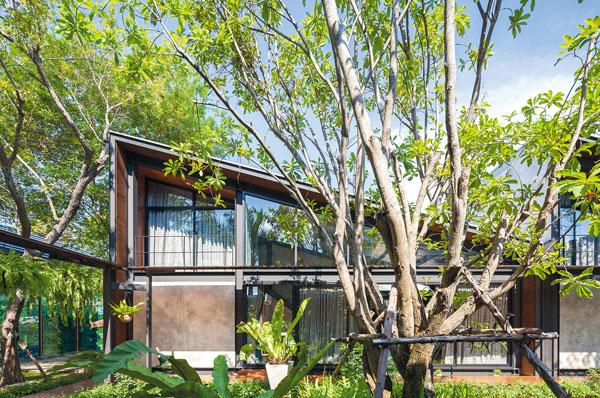 Nhà đẹp nước ngoài  - Steel House 8