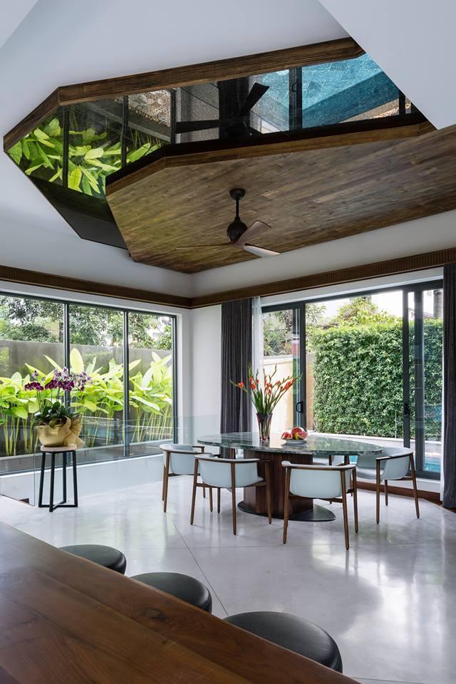 Nhà đẹp Sài Gòn - biệt thư đẹp Phú Mỹ Hưng 19