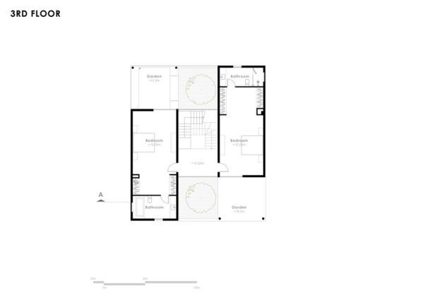 Mat bang tang 3 - Floating House