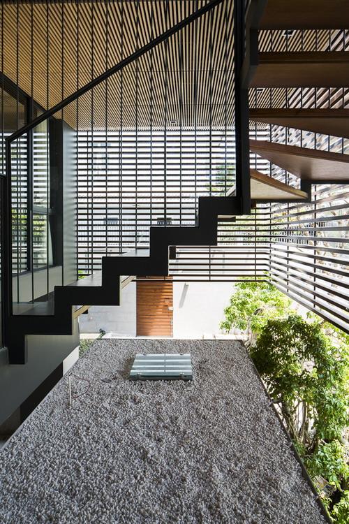Nha dep Sai Gon - Floating House 13