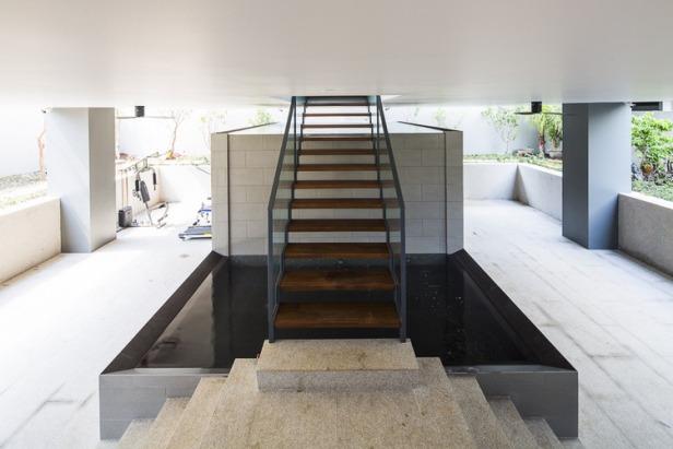 Nha dep Sai Gon - Floating House 14
