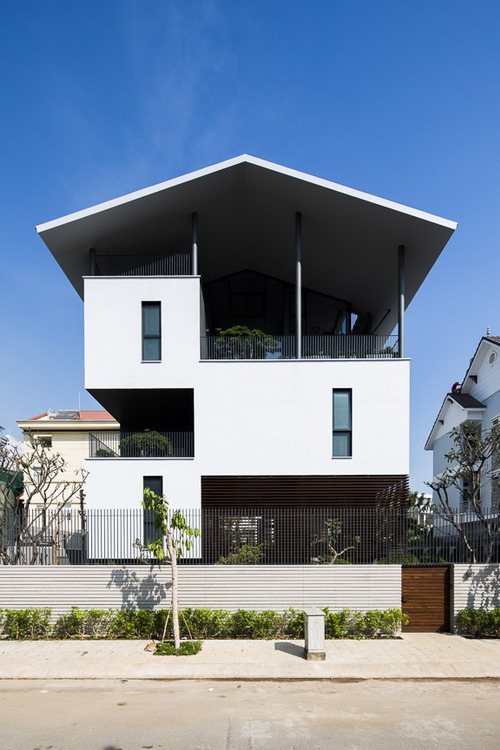 Nha dep Sai Gon - Floating House