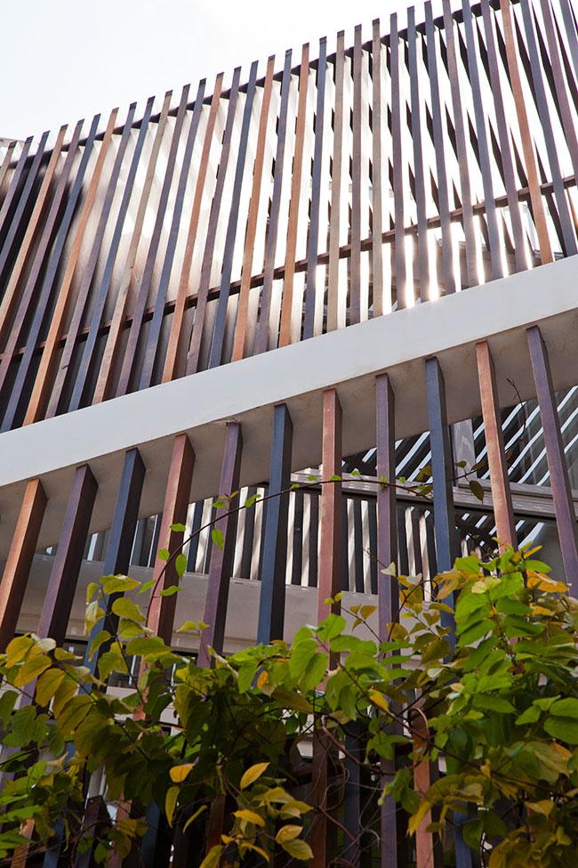 Nha dep Sai Gon - MICRO TOWN HOUSE 4X8m 11