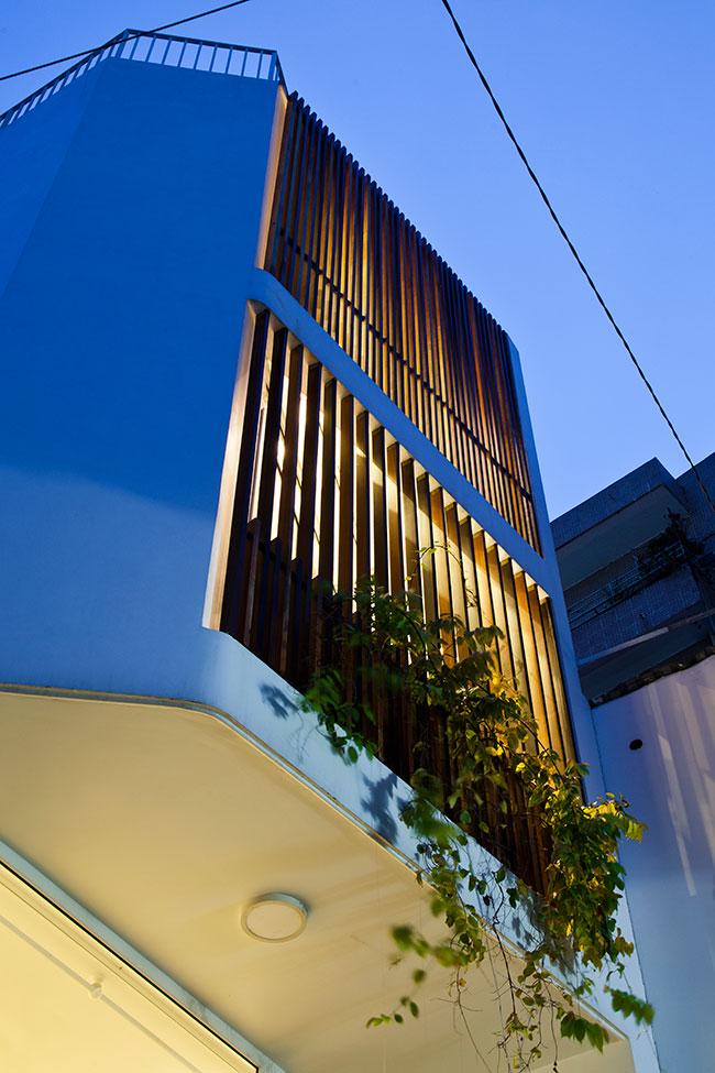 Nha dep Sai Gon - MICRO TOWN HOUSE 4X8m 14