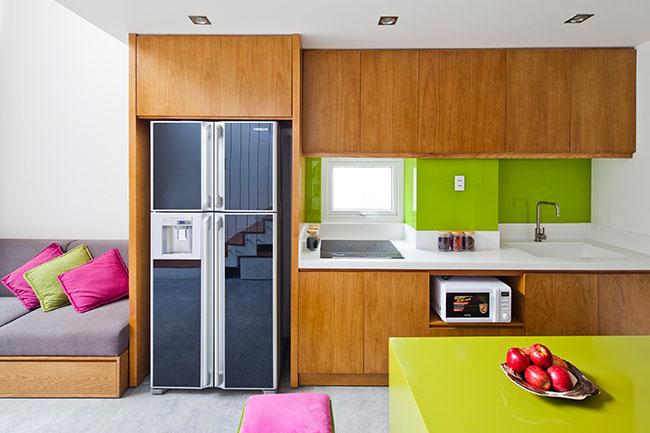 Nha dep Sai Gon - MICRO TOWN HOUSE 4X8m 3