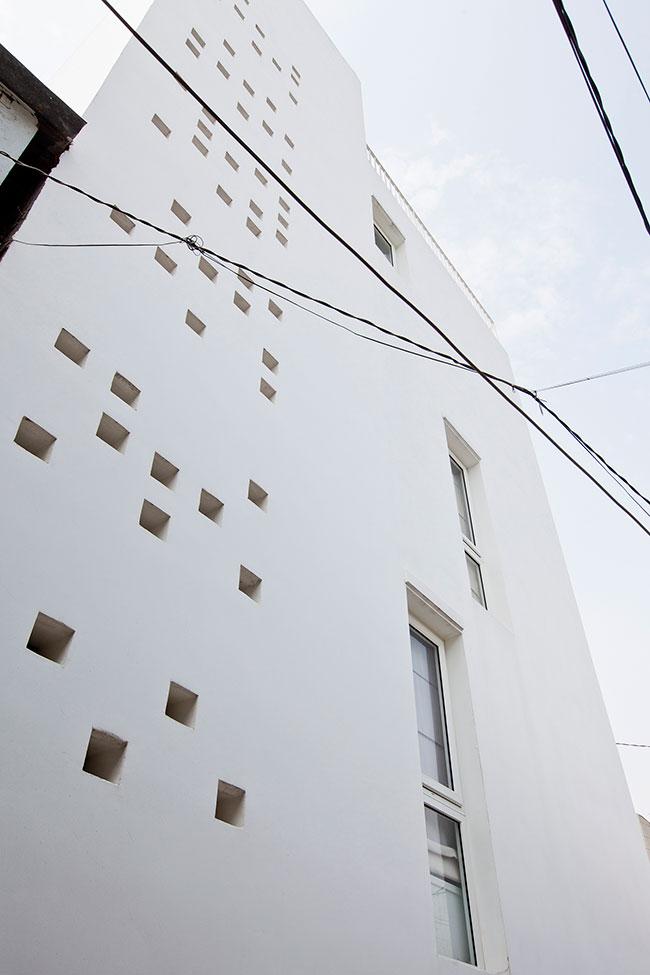 Nha dep Sai Gon - MICRO TOWN HOUSE 4X8m 5