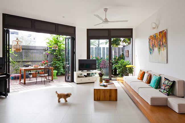 Nha dep Sai Gon - PRIVATE HOUSE 02