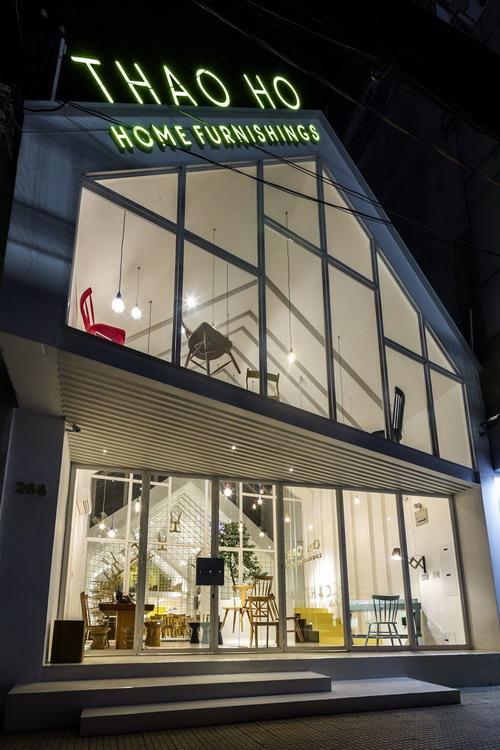 Nha dep Sai Gon - Thao Ho Home Furnishings 012