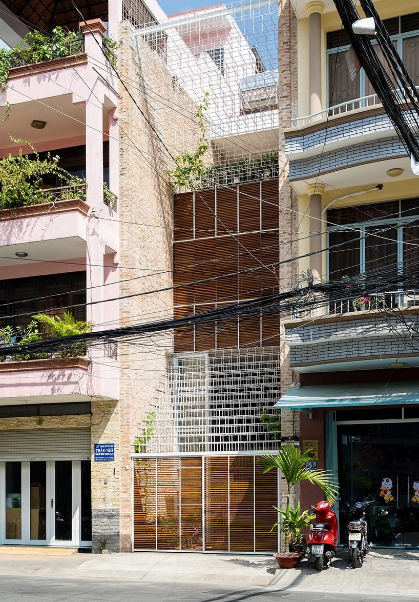 Nhà đẹp Sài Gòn - Lee&Tee 1