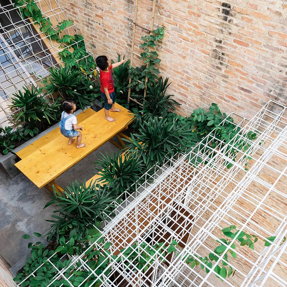 Nhà đẹp Sài Gòn - Lee&Tee 21