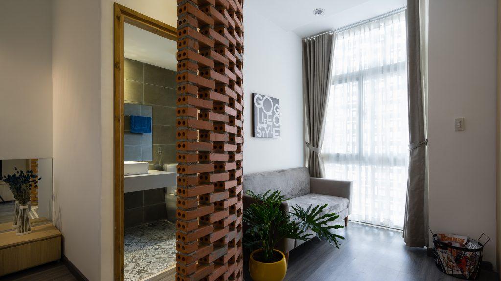 Nhà đẹp Sài Gòn - Nhà phố diện tích nhỏ 50m2-33