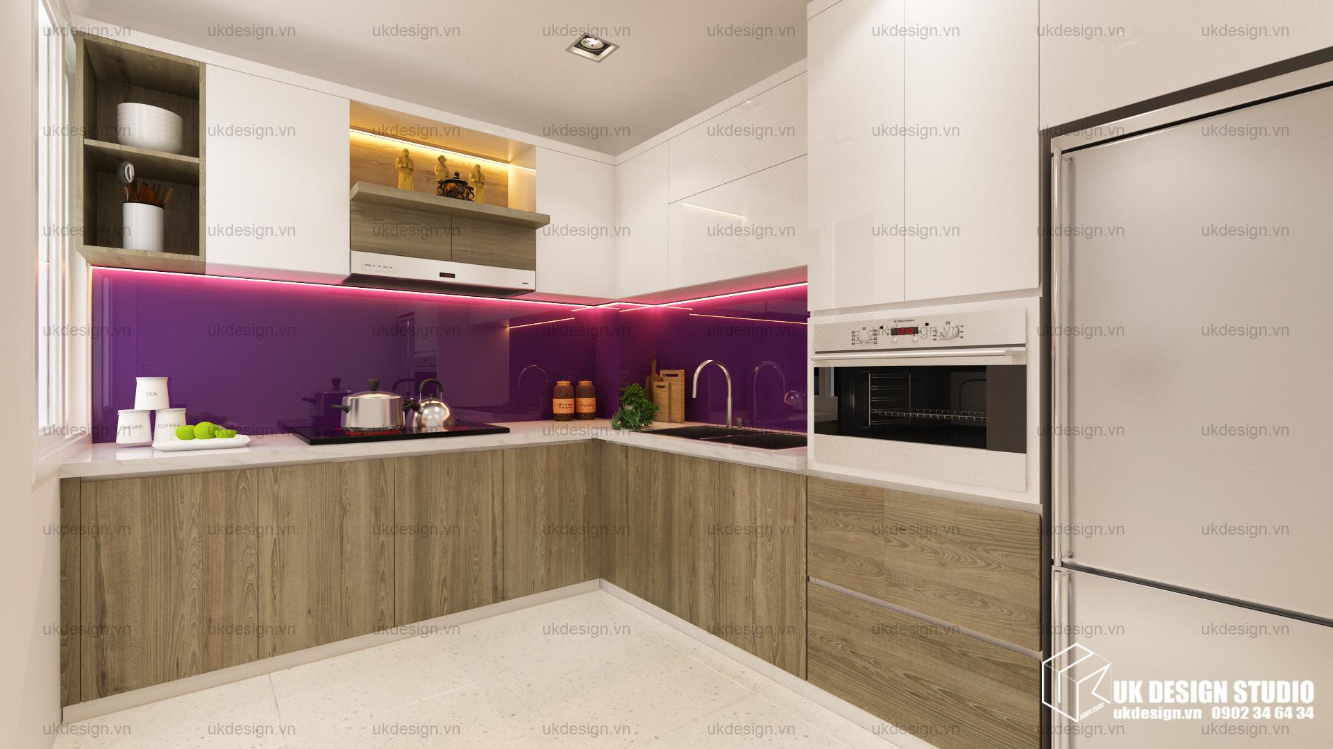 Thiết kế nội thất căn hộ chung cư 52