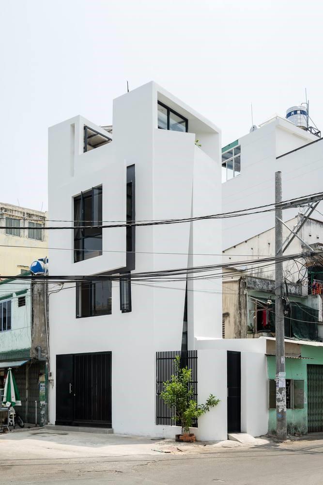 nhà đẹp Sài Gòn-the torn paper house-1