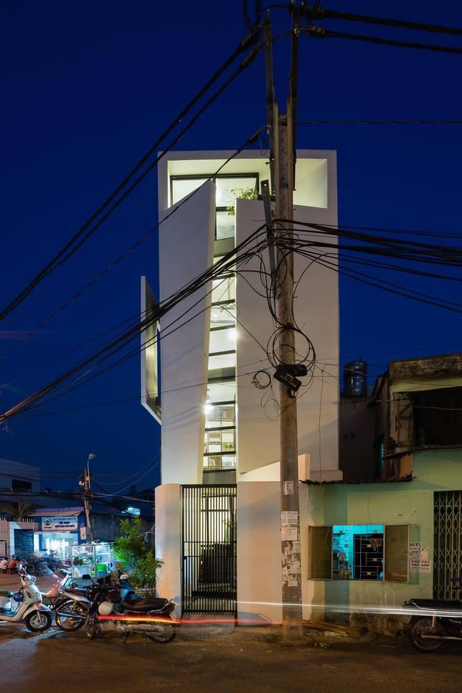 nhà đẹp Sài Gòn-the torn paper house-17